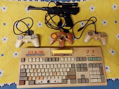 Retro hra GLK-98 Educational Computer