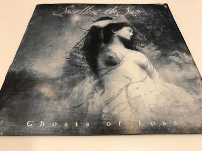 Swallow The Sun: Ghosts Of Loss 2005, 1.Press, Jewel case, Od korunky!