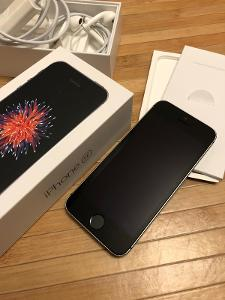 Apple iPhone SE 32GB Space Gray/šedá