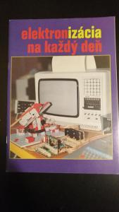 ELEKTRONIZÁCIA NA KAŽDÝ DEŇ     deň 3 čísla   ročník 1986, 1987 a 1988