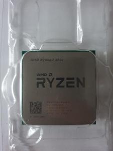 AMD Ryzen 7 3700x osmijádro 3,7 GHz (4,3 GHz Boost) s chladičem