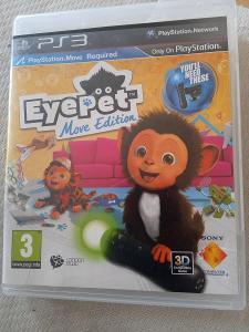 Hra na PS3 EyePet Nové Edizion