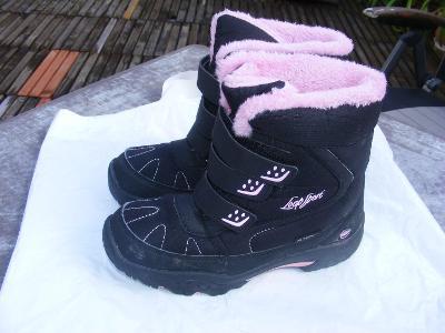 Sněhulky LoapSport waterproof vel 35