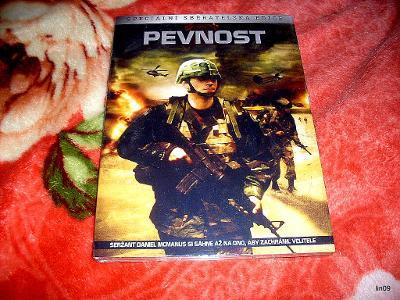 DVD SPECIÁLNÍ SBĚRATELSKÁ EDICE----PEVNOST--INFO.
