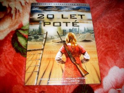 DVD -SPECIÁLNÍ SBĚRATELSKÁ EDICE---20 LET POTÉ--INFO.