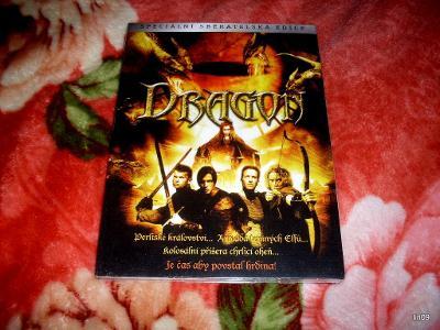 DVD -SPECIÁLNÍ SBĚRATELSKÁ EDICE---DRAGON--INFO.