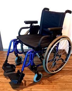 Invalidní Vozík Variabilní   BASIC LIGHT CLASSIC    DMA