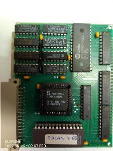 Deska s cpu 2 x 80c32