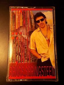 Bruce Springsteen  .......... IMPORT USA ! / MC originál kaseta