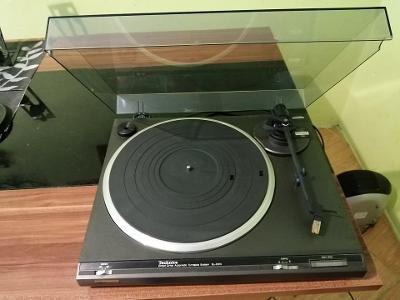 Prodam pekny kvalitni gramofon plny automat-TECHNICS SL D310