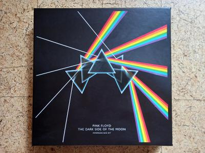 Pink Floyd – The Dark Side Of The Moon-Immersion Box Set(3cd+2dvd+BD)