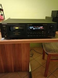 Prodam kvalitni tape deck-PIONEER CT 676