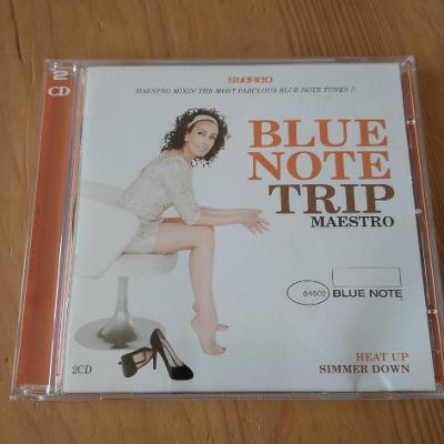 Blue Note Trip Maestro - Heat Up/Simmer Down 2CD