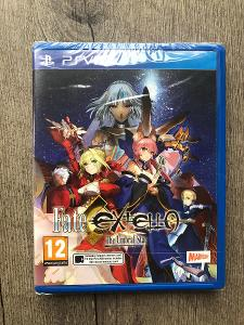 Ps vita hra - Fate/Extella: The Umbral Star , Nová nerozbalená