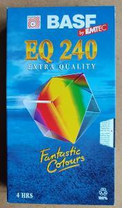 6x VHS kazety prázdné