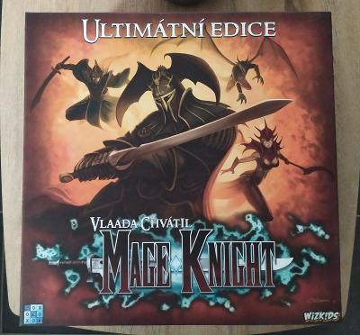 Mage Knight ultimátní edice