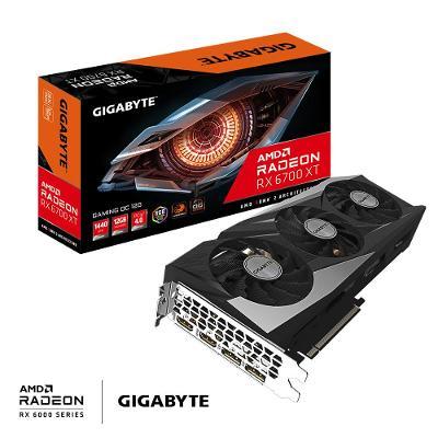 GIGABYTE RX 6700 XT OC 12GB GDDR6 (Zánovní) Záruka 21 Měsíců Alza.cz