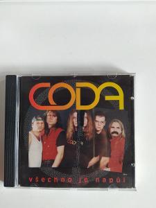 CODA -Všechno je Napůl (2000) POPRON (RARITA!!!!!)