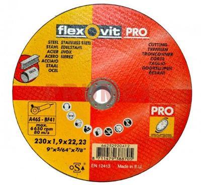 Řezný kotouč Flexovit 230x1,9 (25 kusů)