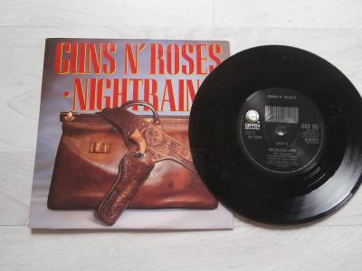 1x SP GUNS N´ROSES - NIGHTRAIN, RECKLESS LIFE