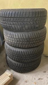 Zimni pneu 205/50/R17 Barum Polaris