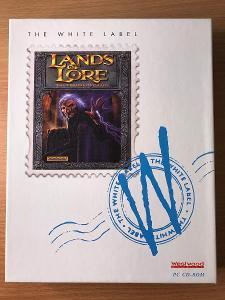 PC Hra Lands of Lore  – BIG BOX retro 1993 – od koruny