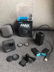 GoPro MAX se skvělým příslušenstvím