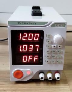 Laboratorní zdroj programovatelný QWERTOUY 3010P 30V 10A