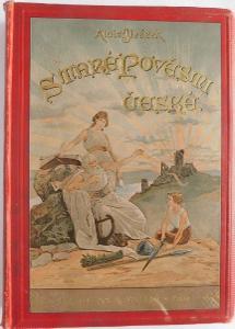Jrásek - Staré pověsti české, 1899, lipská vazba