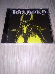 CD Bathory-Bathory 1984
