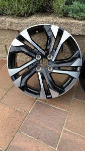 sada 4 hliníkových disků 7Jx17 pro pneu 215/60 R17