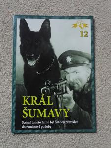 DVD Král Šumavy (Edice: Zlatý fond české kinematografie)