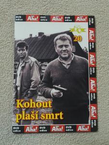 DVD Kohout plaší smrt (Edice: Zlatý fond české kinematografie)