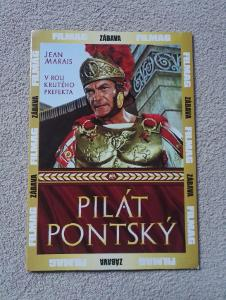 DVD Pilát Pontský (Edice: Filmag zábava)